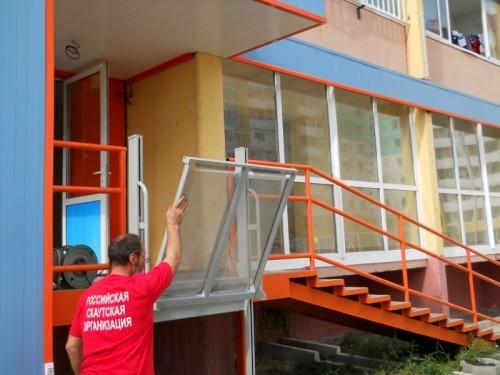 Вертикальный подъемник в Екатеринбурге