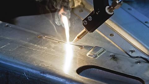 Что такое лазерная сварка?